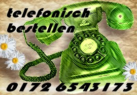 telefonisch bestellen